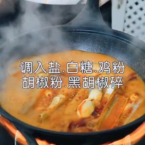 辣爆蛏王怎么炒