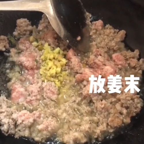 四川杂酱米线的做法大全