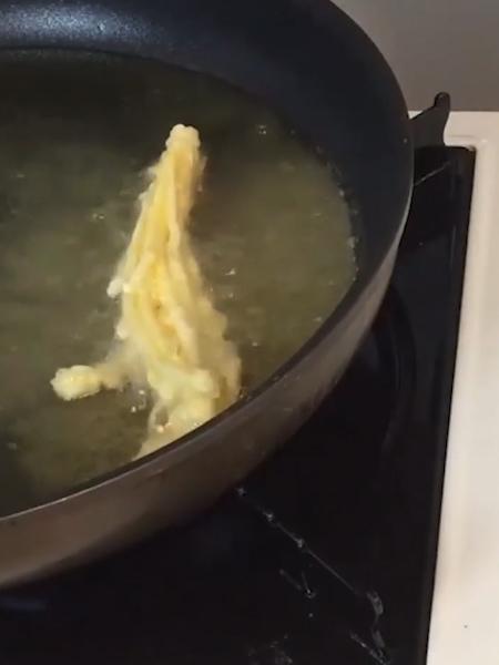 蛋酥金针菇的做法图解