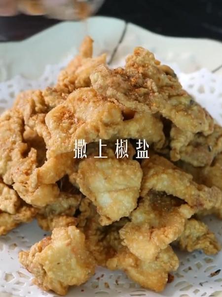 椒盐酥肉的家常做法