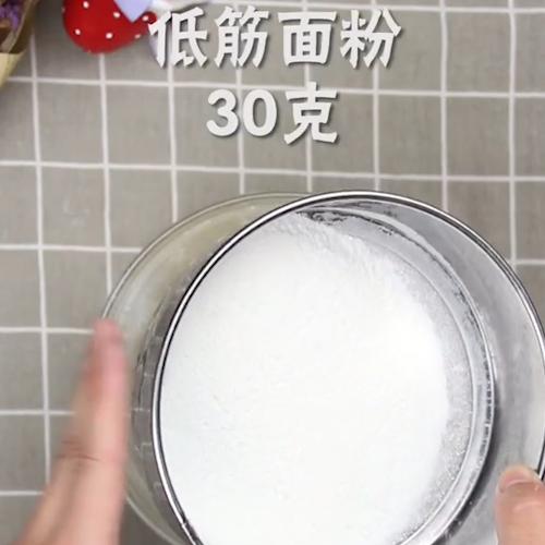 紙杯蛋糕的步驟
