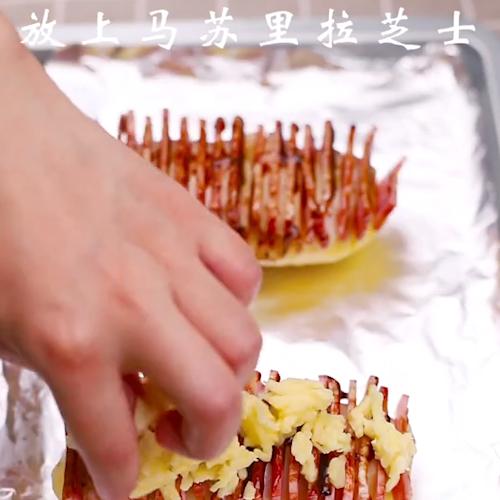 风琴土豆怎么吃