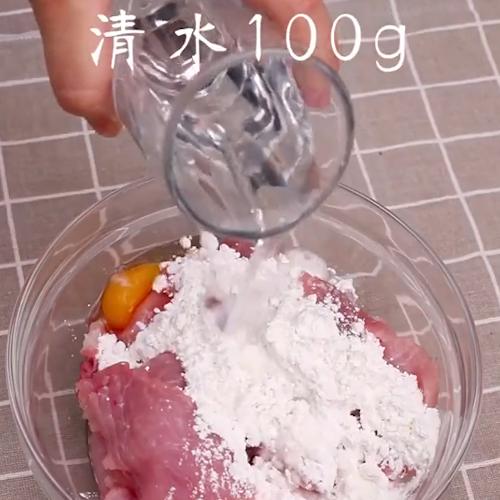 锅包肉的做法图解
