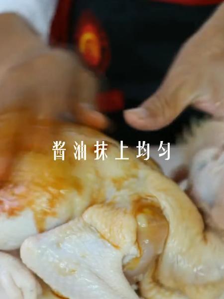 电饭煲焗鸡的做法图解