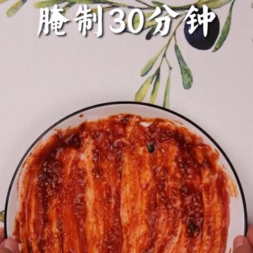 烤五花肉的简单做法