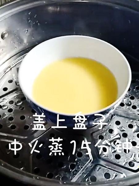 蛋羹豆腐脑的家常做法