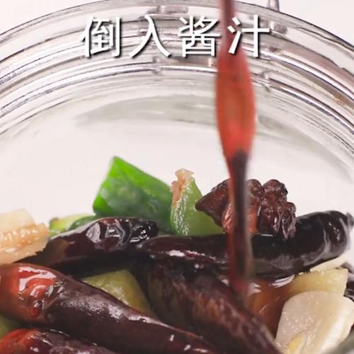 酱黄瓜怎么做