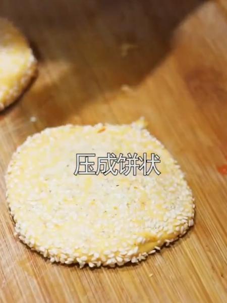 豆沙南瓜饼的家常做法