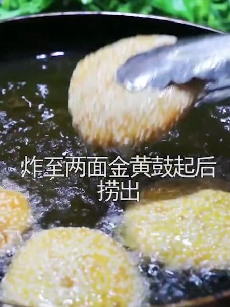 豆沙南瓜饼的简单做法