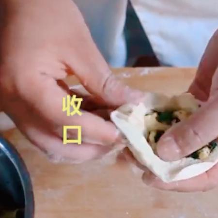 菠菜鸡蛋饼的简单做法