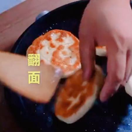 菠菜鸡蛋饼怎么吃