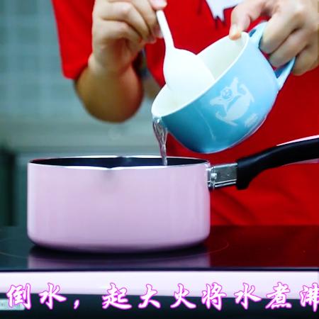 蛋黄豆腐羹的简单做法