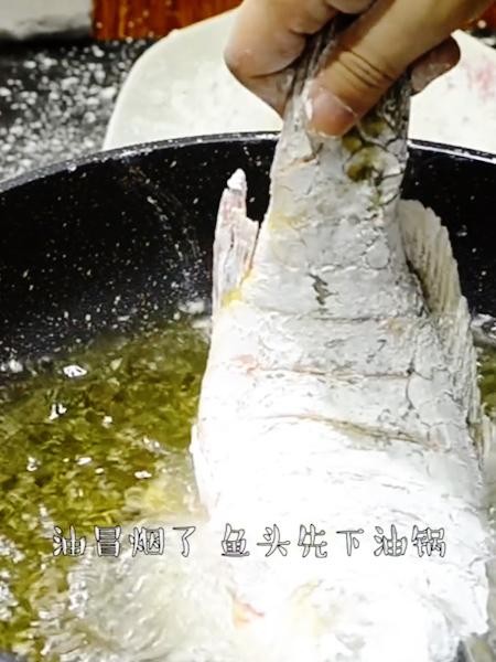 红烧鲤鱼的家常做法