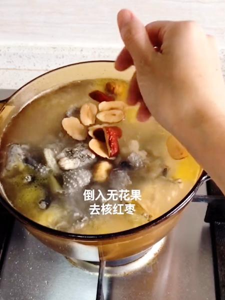 滋补乌鸡汤怎么吃