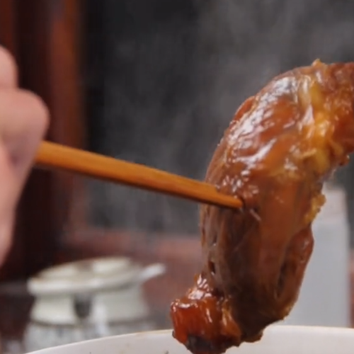 卤牛肉怎么吃