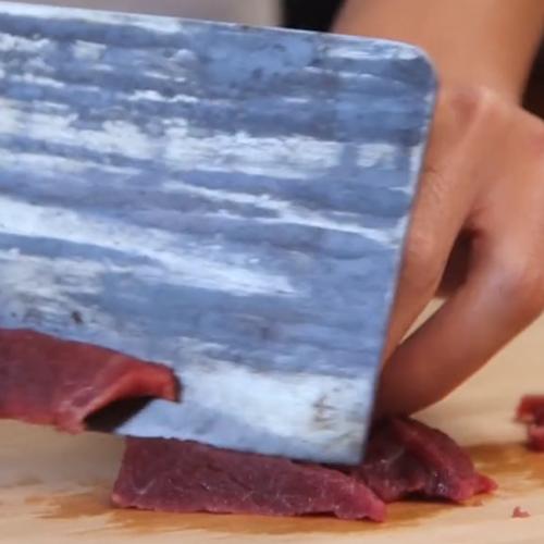 酸辣牛肉的做法大全