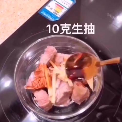 电饭锅排骨焖饭的家常做法