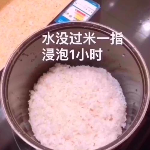 电饭锅排骨焖饭的简单做法