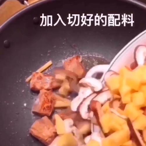 电饭锅排骨焖饭怎么做