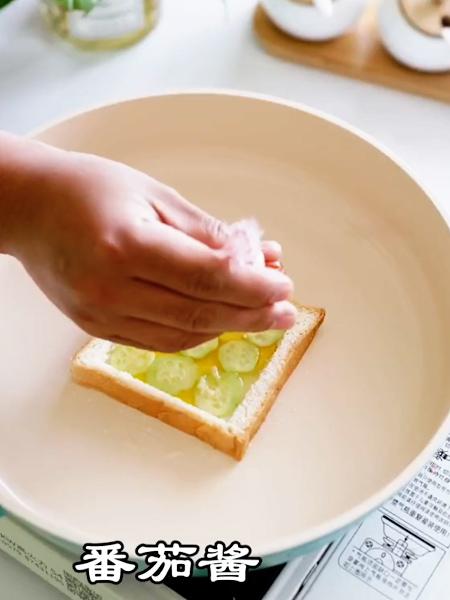 营养早餐饼怎么吃