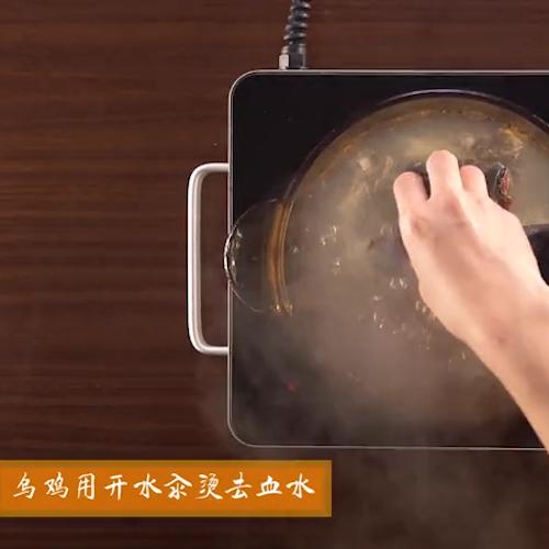 鲍鱼乌鸡汤的简单做法