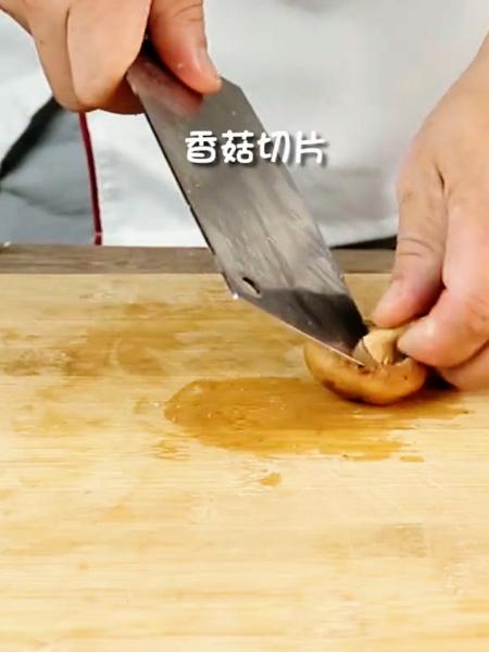 香菇小白菜的做法大全