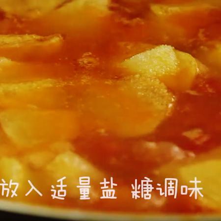 番茄肥牛锅的简单做法
