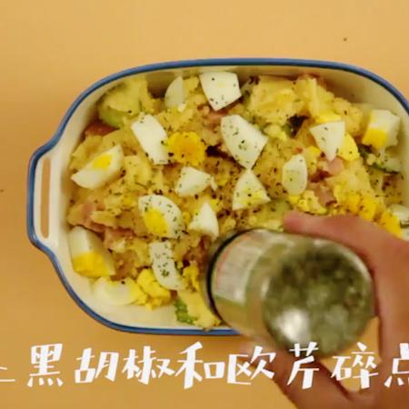 鸡蛋土豆沙拉的简单做法