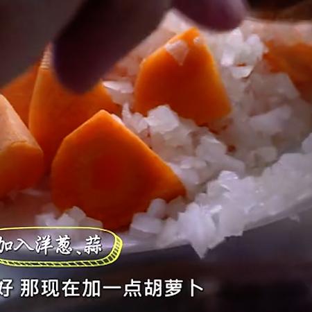 咖喱牛腩饭的家常做法