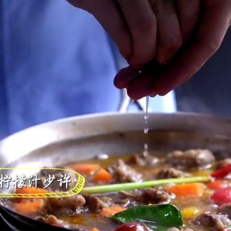 咖喱牛腩饭怎么炒