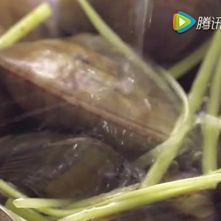 清酒煮文蛤的做法图解