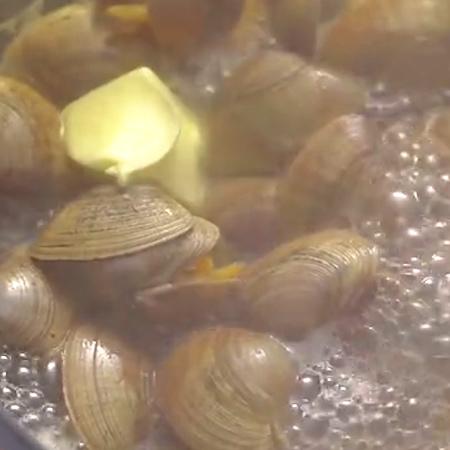 清酒煮文蛤的简单做法