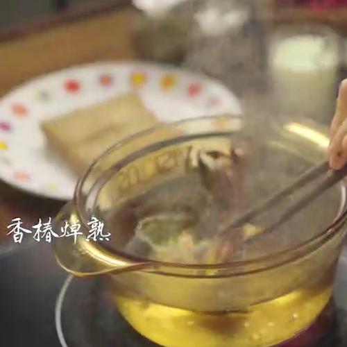 香椿面包的家常做法