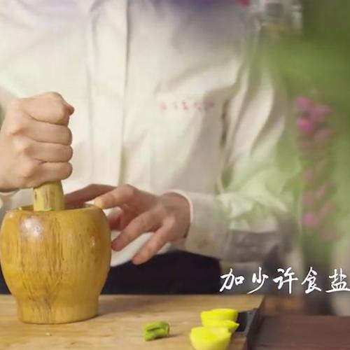 香椿面包怎么做