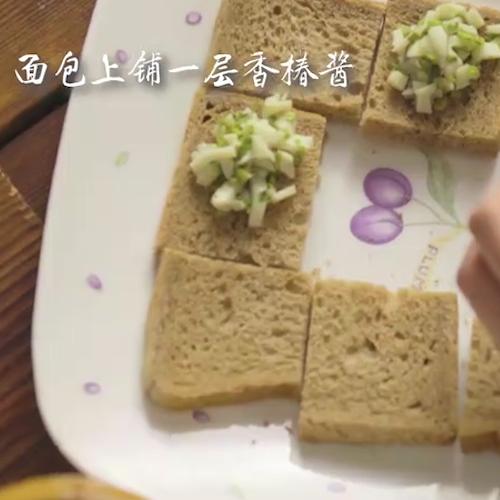 香椿面包怎么炒