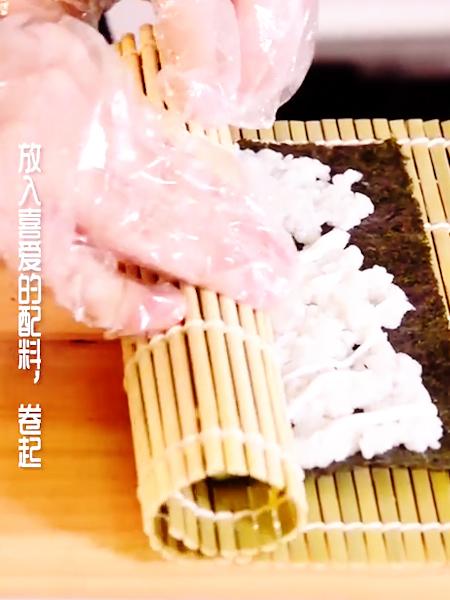 寿司的家常做法
