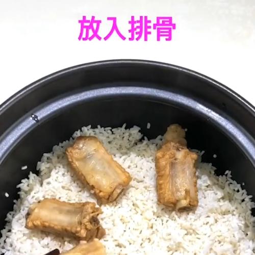 糯米排骨饭怎么做