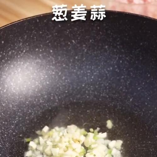 肉末豆腐的做法图解