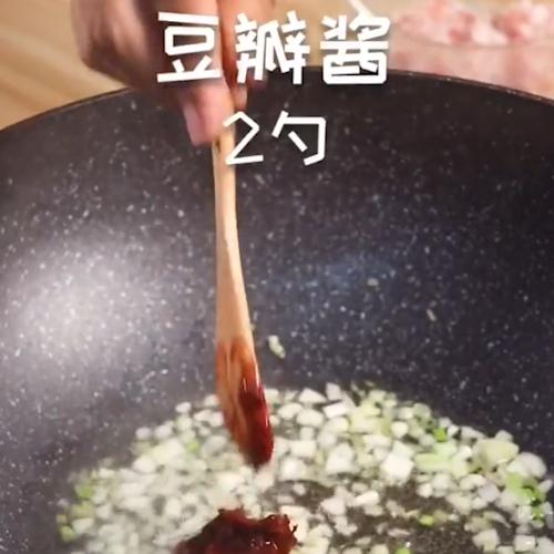 肉末豆腐的家常做法