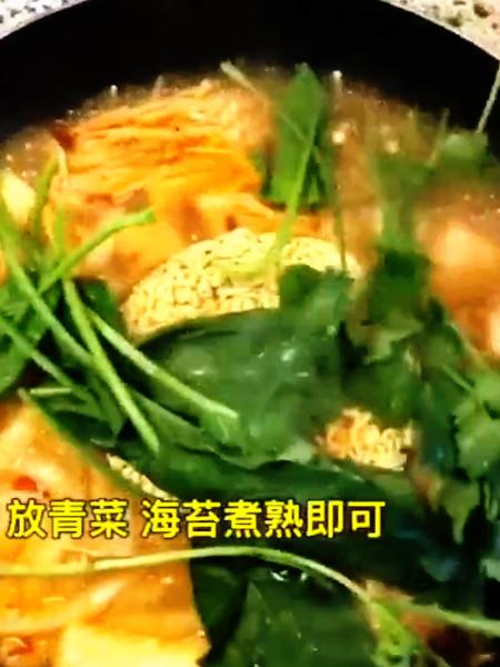 麻辣火锅面怎么吃