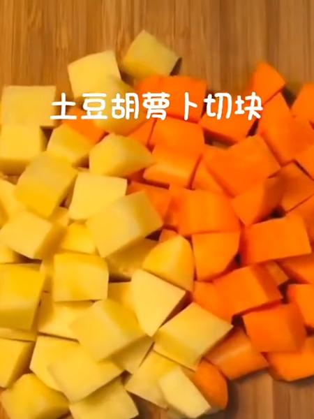 排骨焖米饭的做法大全