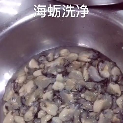 海蛎瘦肉粥的做法大全