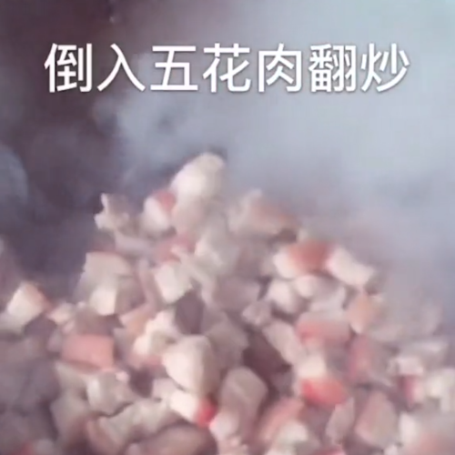 笋干烧肉的家常做法