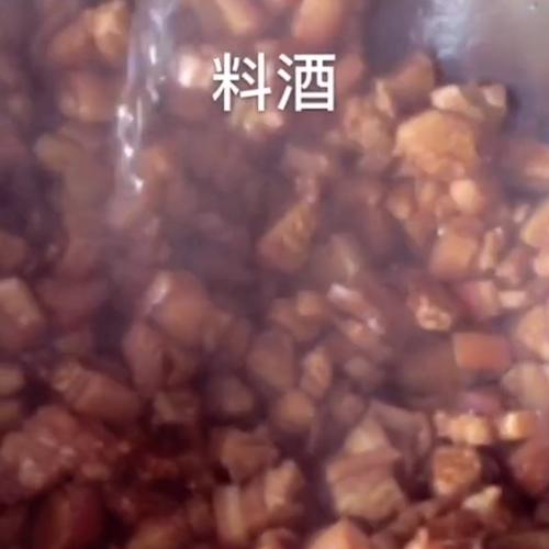 笋干烧肉的简单做法