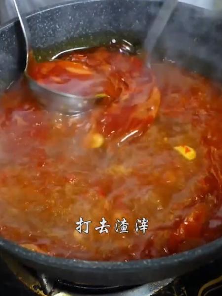 麻辣水煮魚的步驟