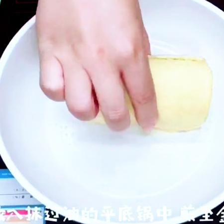 牛油果香蕉吐司卷怎么做