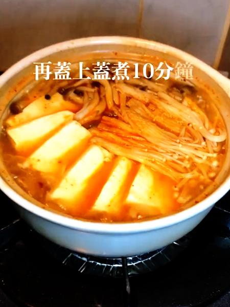 韩式泡菜豆腐怎么煮
