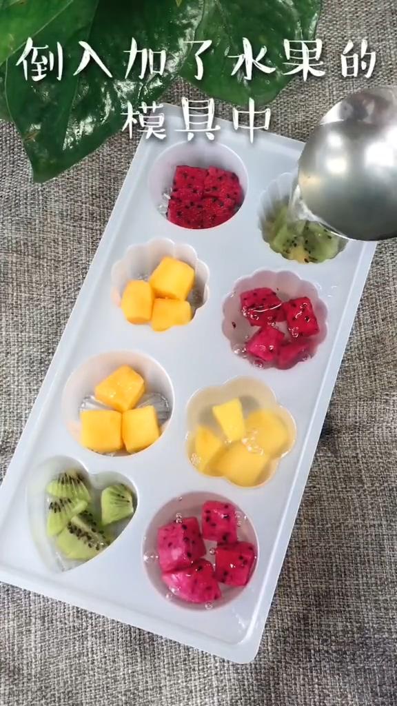 水果果冻怎么吃