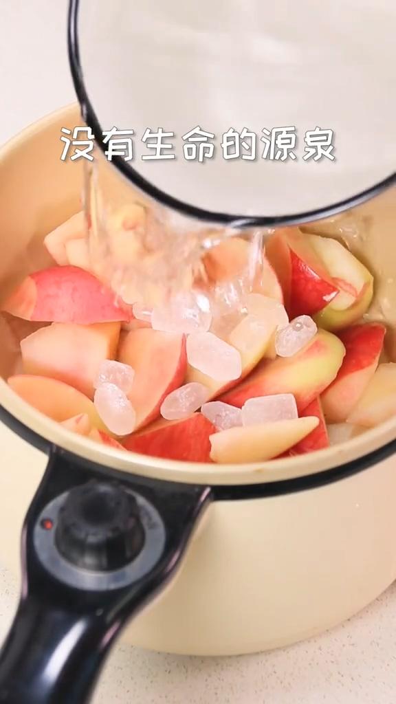 桃子饮料的做法图解