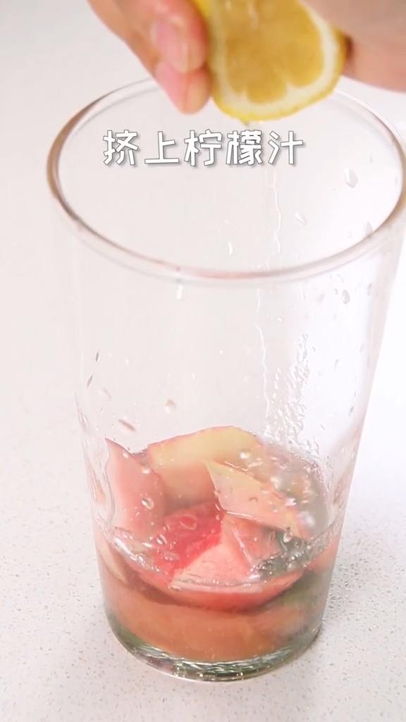 桃子饮料的简单做法